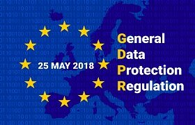 General Date Protection Regulation (GDPR) compliance