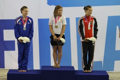 Amazing Grace... Silver and Bronze at the Junior Europeans in Helsinki