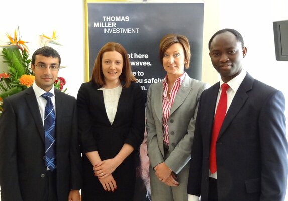 Thomas Miller Investment Experts Deliver Investment Seminar